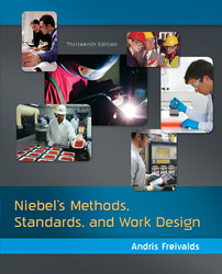 Niebel's Methods, Standards, & Work Design