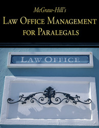 McGraw-Hill's Law Office Management for Paralegals