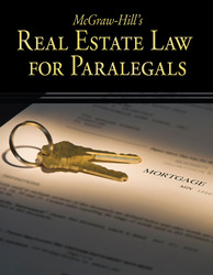 McGraw-Hill's Real Estate Law for Paralegals