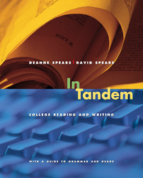 In Tandem: College Reading and Writing