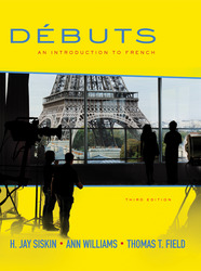 Débuts: An Introduction to French Student Edition