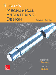 Shigley's Mechanical Engineering Design 11th Edition
