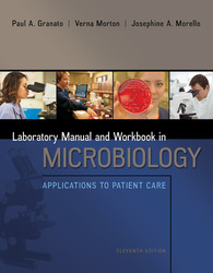 Lab Manual and Workbook in Microbiology: Applications to Patient Care