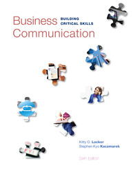 Business Communication: Building Critical Skills