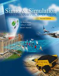 LSC  (UNIV OF CINCINNATI CINCINNATI) Simio and Simulation:   Modeling, Analysis, Applications