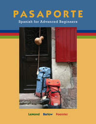 Pasaporte: Spanish for Advanced Beginners