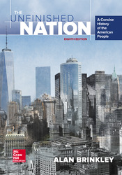 The unfinished nation a concise history of the american people fandeluxe Choice Image