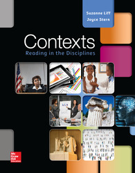 Looseleaf for Contexts: Reading in the Disciplines