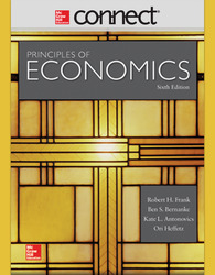 Connect 2 Semester Online Access for Principles of Economics