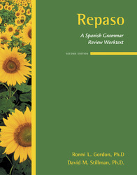 Repaso:  A Spanish Grammar Review Worktext