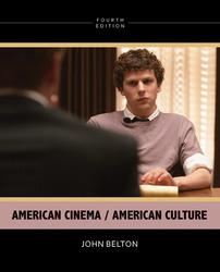 American Cinema/American Culture 4th Edition