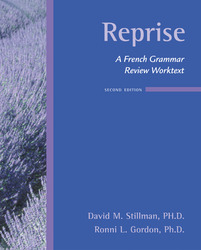 Reprise:  A French Grammar Review Worktext
