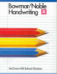 Handwriting Book A Pupil Edition 1988
