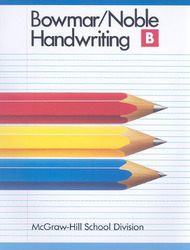 Handwriting Beginner Book B Pupil Edition