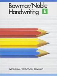 Handwriting Beginner Book E Pupil Edition (SC)