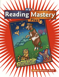 Reading Mastery Plus Grade K, Story-Picture Book