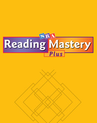 Reading Mastery Plus Grade 1, Workbook A (Package of 5)