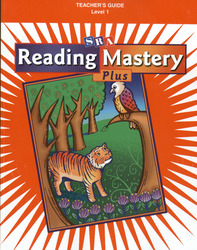Reading Mastery Plus Grade 1, Additional Teacher Guide