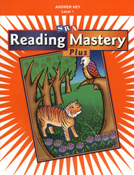 Reading Mastery 1 2002 Plus Edition, Answer Key