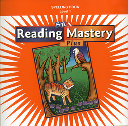 Reading Mastery 1 2002 Plus Edition, Spelling Book