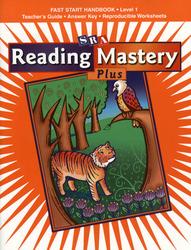 Reading Mastery 1 2002 Plus Edition, Fast Start Handbook