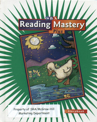 Reading Mastery Plus Grade 2, Storybook
