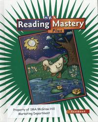 Reading Mastery Plus Grade 2, Textbook