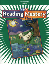 Reading Mastery 2 2001 Plus Edition, Answer Key