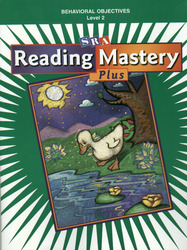 Reading Mastery 2 2001 Plus Edition, Behavioral Objectives