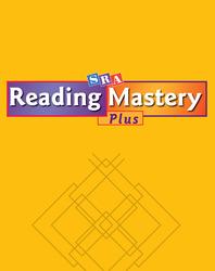 Reading Mastery Plus Grade 6, Additional Answer Key