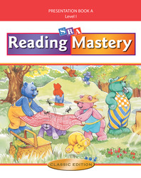 Reading Mastery I 2002 Classic Edition, Teacher Presentation Book A