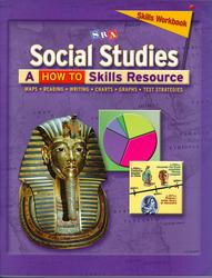 Skills Handbook: Using Social Studies, Workbook Level 6