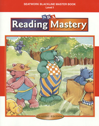 Reading Mastery Classic Level 1, Blackline Masters Seatwork