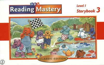 Reading Mastery Classic Level 1, Storybook 3