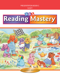 Reading Mastery I 2002 Classic Edition, Teacher Presentation Book C