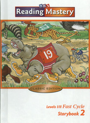 Reading Mastery Classic Fast Cycle, Storybook 2