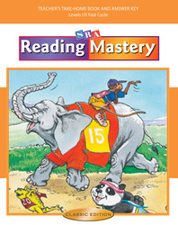 Reading Mastery Fast Cycle 2002 Classic Edition: Teacher Edition Of Take-Home Books