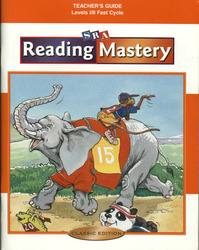 Reading Mastery Classic Fast Cycle, Additional Teacher's Guide