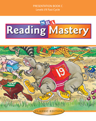 Reading Mastery Fast Cycle 2002 Classic Edition, Teacher Presentation Book C