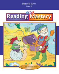 Reading Mastery II 2002 Classic Edition, Spelling Book