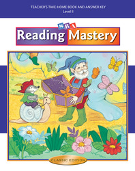 Reading Mastery II 2002 Classic Edition, Teacher Edition Of Take-Home Books