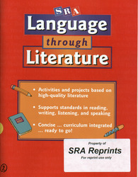 Reading Mastery K 2001 Plus Edition, Language Through Literature Resource Guide
