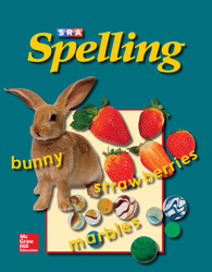 SRA Spelling, Student Edition (softcover), Grade 3