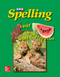 SRA Spelling, Student Edition (softcover), Grade 4