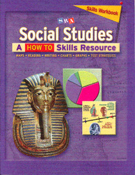 Skills Handbook: Using Social Studies, Workbook 10-Pack Level 6