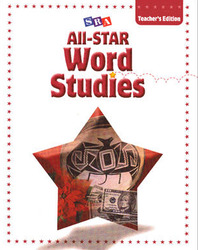 All-STAR Phonics & Word Studies, Teacher's Edition, Level F