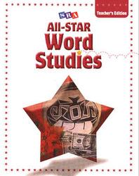 All-STAR Phonics & Word Studies, Teacher's Edition, Level F