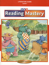 Reading Mastery Classic Level 1, Literature Guide