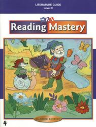 Reading Mastery Classic  Level 2, Literature Guide