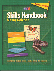 Skills Handbook: Using Science, Teacher Guide Level 4